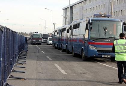 İstanbul'daki 3. KCK davası devam ediyor