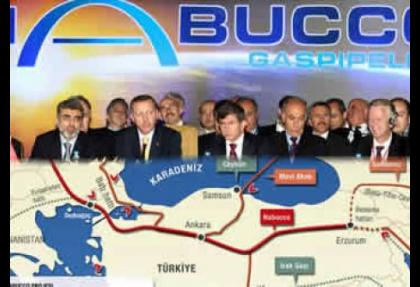 Nabucco şirketi tasfiye sürecinde