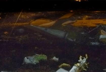 Rusya'da yolcu uçağı düştü: 50 ölü