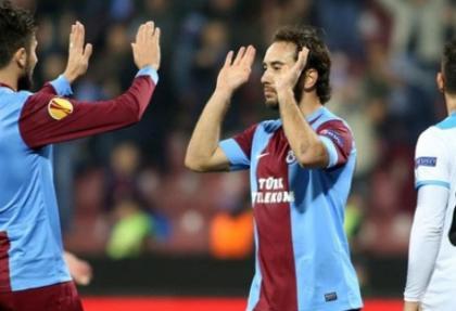 Trabzonspor turu garantiledi