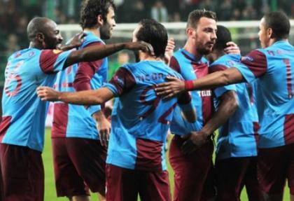 Trabzonspor'da 5 futbolcu yolcu!