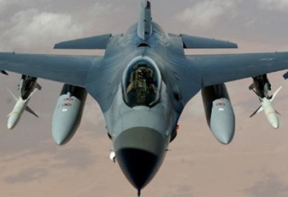 Yine Suriye yine taciz! Sınırda F-16 gerilimi