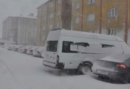 7 İlimizde okullara kar tatili