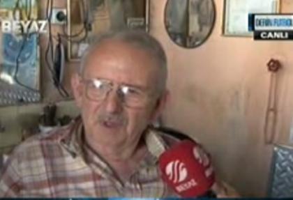 Avcı'nın babası: O üç futbolcu vatan haini