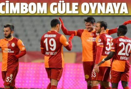 Balıkesirspor 0 - 4 Galatasaray
