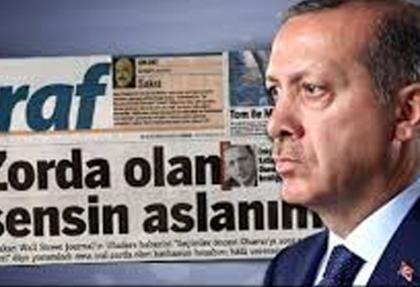 Başbakan Erdoğan'dan Emre Uslu'ya dava