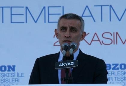 Başkan İbrahim Hacıosmanoğlu 68. Genel Kurul'da konuştu