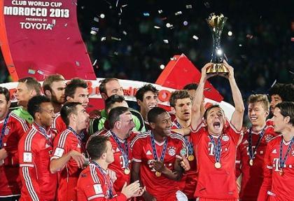 Bayern Münih tarihinde ilk kez şampiyon