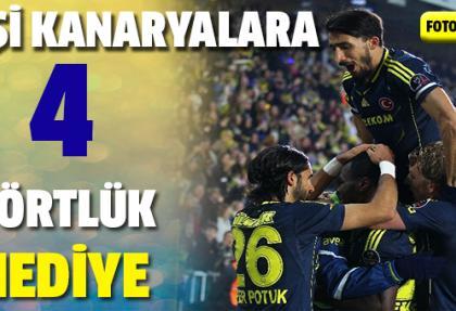 Fenerbahçe 4 - 0 Akhisar Belediye