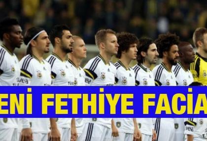 Fethiyespor Fenerbahçe'yi eledi