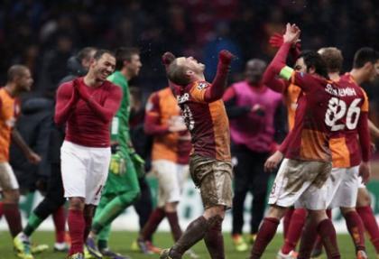 Galatasaray bir ilki daha başardı