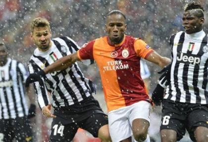 Galatasaray  Juventus maçı ertelendi