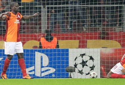 Galatasaray Juventus'u ağırlıyor