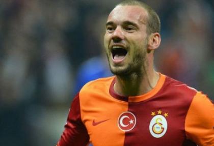 Galatasaray'da şok gelişme! Sneijder...
