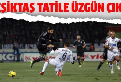 Gençlerbirliği 1 - 0 Beşiktaş