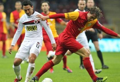 Gençlerbirliği: 1 - Galatasaray: 0 (İlk yarı)