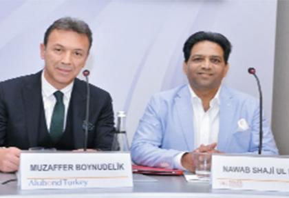 Gökdelenleri giydiren ABD'li şirket Türkiye'yi merkez yaptı