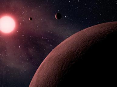 <br /><br /> gunes sistemi disinda dev gezegen kesfedildi