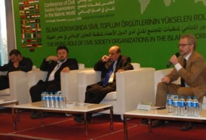 İslam dünyasındaki sivil toplum kuruluşları konferansta bir araya geldi