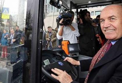 İstanbul ulaşımına 110 yeni otobüs geliyor