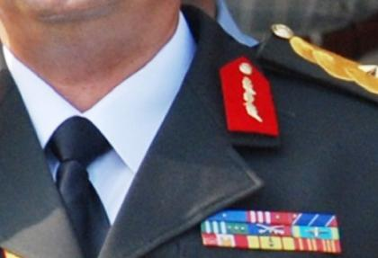 Jandarma'da bir general istifa etti
