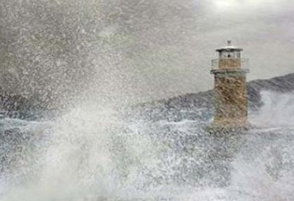 Karadeniz'de fırtına, dalgalar 4 metreye ulaştı