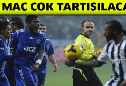 Kasımpaşa 2 - 1 Beşiktaş