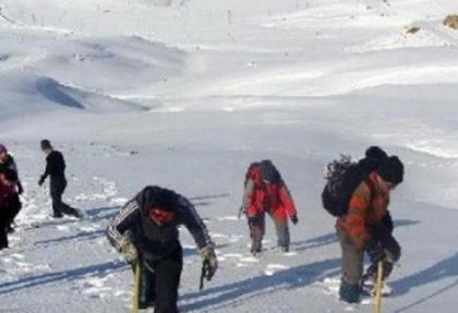 Kayıp kayakçılar 'acil buton'la kurtarılacak