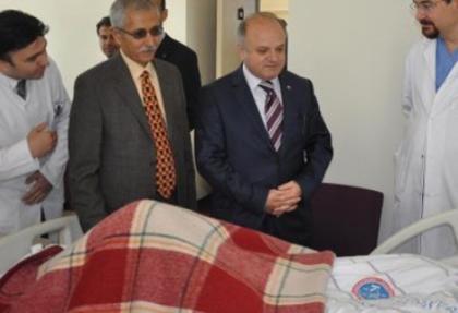 Kırşehir'de Kaymakam ölümden döndü