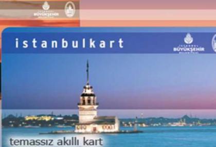 Minibüslere de İstanbulkart geliyor