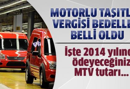 MTV 2014 bedelleri belirlendi