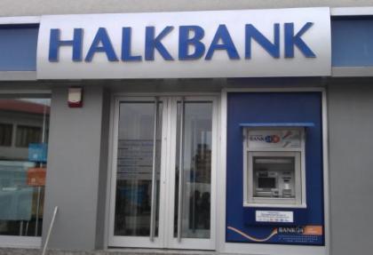 Polisten Halk Bankası'na operasyon