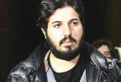 Rıza Sarraf'a cezaevinde sürpriz ziyaret