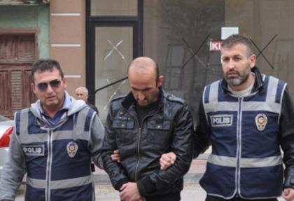 Sahte polislere gerçekten yakalandı