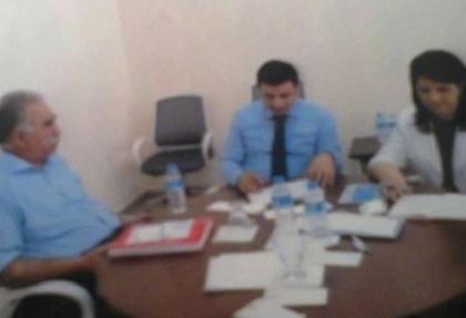 Sırrı Süreyya ve Buldan Öcalan'ın mektubu için Kandil'de