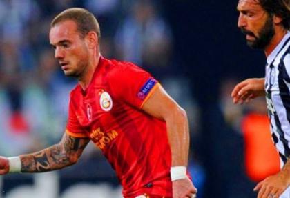 Sneijder M.United'a resmi cevabı verdi!