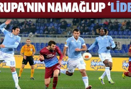 Trabzonspor gruptan namağlup lider olarak çıktı