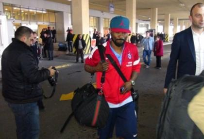 Trabzonspor, İstanbul'a geldi