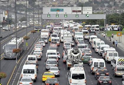 Trafikte yeni yılın vergileri belli oldu