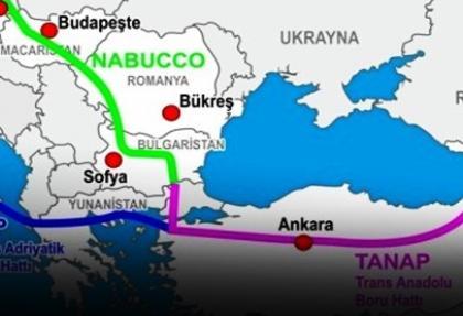 Türkiye'nin TANAP'taki oyu yüzde 30 oldu