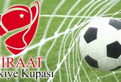 Ziraat Türkiye kupasında gruplara kalan takımlar belli oldu.