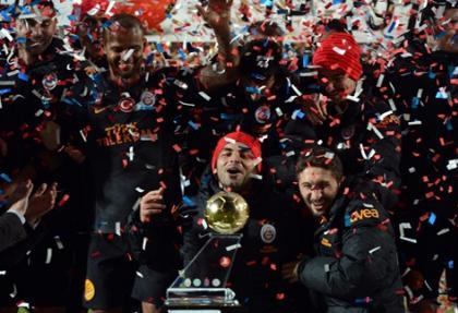 Antalya Cup Galatasaray'ın
