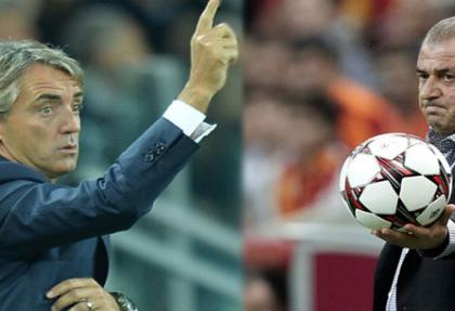 Antalya'da Terim-Mancini zirvesi