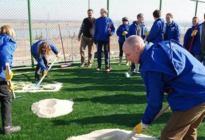Avrupalı parlamenterler Gaziantep'te çalıştılar