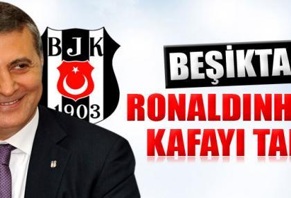 Beşiktaş Ronaldinho'ya kafayı taktı
