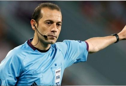 Cüneyt Çakır Dünya Kupası'nda