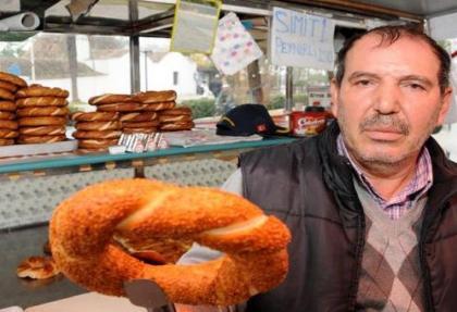 Ekmek ve simit fiyatlarına yüzde 25 zam geldi