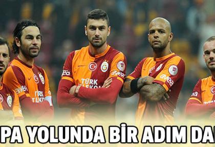 Galatasaray 2-0 Tokatspor maçın geniş özeti ve golleri