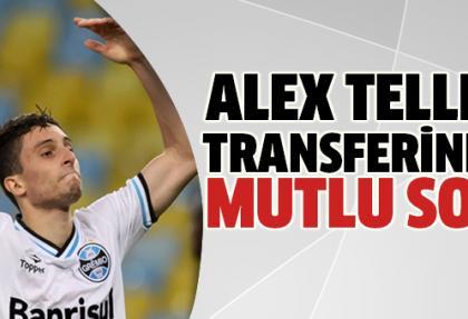 Galatasaray, Alex Telles transferinde mutlu sona ulaştı