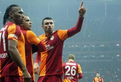 Galatasaray Ziraat Türkiye Kupası'nda Tokatspor'u konuk edecek